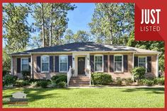 """The inventory of homes for sale in Tallahassee continues to fall, so we are closely monitoring the listings that enter the market each day. Here are the most recent """"just listed"""" homes for sale, check them out before they are gone! #realestate #tallahassee #homesforsale"""