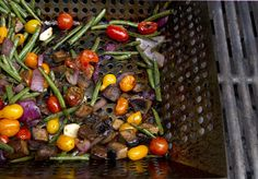Balsamic Grilled Vegetables Recipe | FamilyFreshCooking.com — Family Fresh Cooking