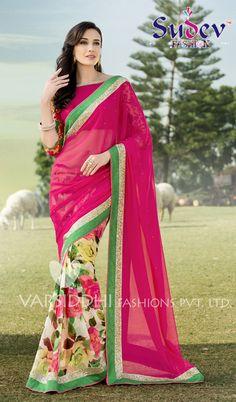 Dazzling Multicolor Printed Sarees #sarees #saree #womensarees #indiansarees #sareeonline #onlineshopping #womenclothing #womenfashion #printedsarees #casualsarees #lowestpricesarees #buyonlinesarees