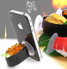 Sushi Smartphone Stand!