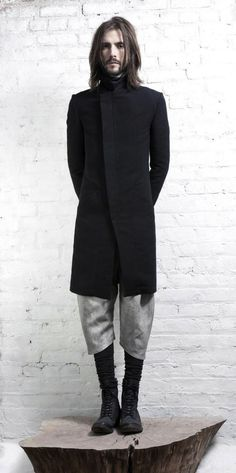 InAisce Fall 2011 lookbook men