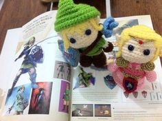 Link and Zelda are looking to you. by amalilium.deviantart.com on @deviantART