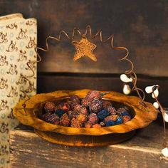 Primitive Rusty Tin Pan