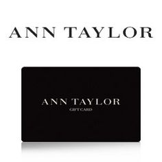 You may win a $150.00 Ann Taylor Gift Card if you enter now and are picked the winner!