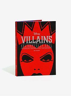 Disney Villains: Delightfully Evil Book ,