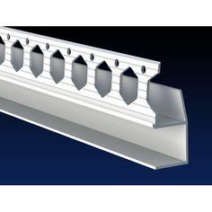 Baseboard Trim, Baseboards, Drywall Installation, Flush Doors, Base Trim, Floor Trim, Attic Rooms, Interior Inspiration, New Homes