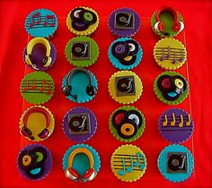 DJ Cupcakes by The Ladygloom, via Flickr