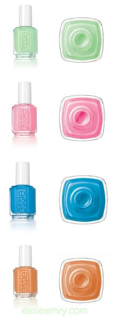 Essie Envy: Coming Soon : Essie Resort 2016 Collection - Going Guru