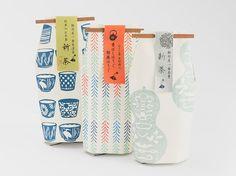 味も見た目も抜群♪ ギフトにもピッタリな【山壽杉本商店】の素敵な日本茶