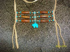 Hand Made Unisex 3 Row Native American  Versatile  by ElusiveWolf, $32.29