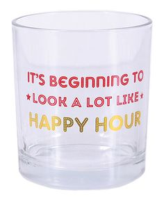 This 'Happy Hour' Tumbler is perfect! #zulilyfinds
