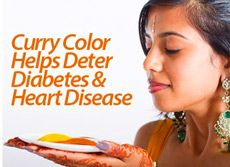 Curcumin keeps inflammatory agents linked to heart disease and diabetes from getting thru the gut