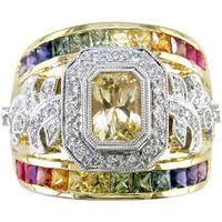 ☆ Rainbow Ring / Judy Mayfield ☆