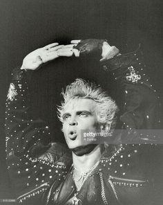 Billy Idol | Getty Images
