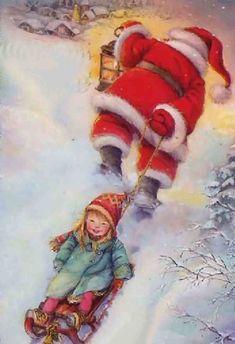 Navidad Lisi Martin Ilustradora