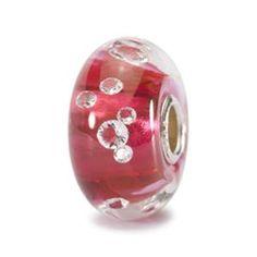 Beads Diamante Rosa Universale - trollbeadsuniverse.com