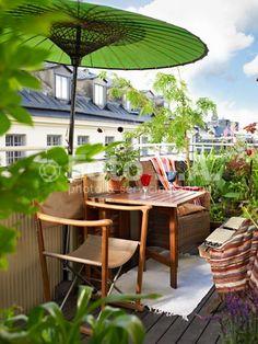 Открытые балконы — глоток свежего воздуха в квартире