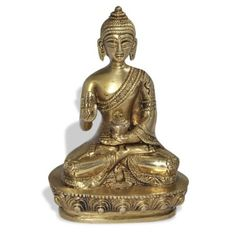 Indian Handmade Medicine Buddha Sculpture
