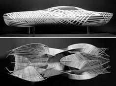 mercedes-benz sculpture design concept 00