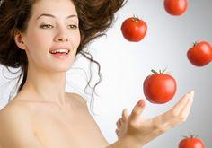 Receita Caseira com Tomate Para acabar ou Minimizar Poros Dilatados no rosto!