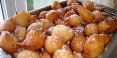 Fritule sa jabukama i jogurtom Croatian Recipes, Pretzel Bites, Healthy Recipes, Bread, Cookies, Desserts, Sweet Dreams, Butterfly, Food