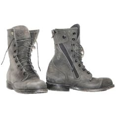 Nice Collective Army Boots - Cool Hunting