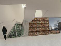 Celebration Space / Barbara Becker for M. Arch Parsons, New York 2014
