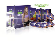 Thin From WITHIN great stuff to know first and only book designed for females to speed up their metabolism