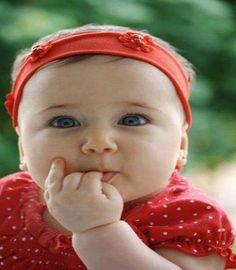Un autre visage innocent #cute bébé !!!