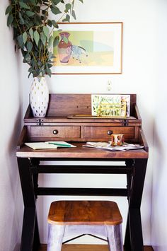 Secretary Desk | Secretary desks, Desks and Apartments