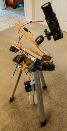 Astrophotography tracking with Atmel's ATtiny85 | Bits & Pieces from the Embedded Design World