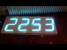 Big, Auto Dim, Room Clock (using Arduino and WS2811): 10 Steps (with Pictures)