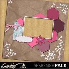 One Sweet Day QuickPage  http://www.mymemories.com/store/designers/Caroline_B?r=carolineb