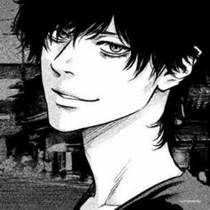 Credits if you use/save Anime Boys, Manga Anime, Manga Boy, Anime Art, Aesthetic Art, Aesthetic Anime, Anime Monochrome, Japon Illustration, Arte Obscura