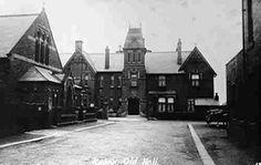 Kippax Old Hall ( not Kippax Park) Leeds.