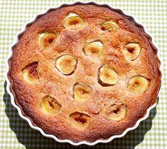 Vijgentaart - Onze Franse keuken Apple Pie, Tart, Desserts, Foods, Tailgate Desserts, Food Food, Deserts, Food Items, Pie