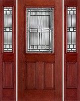Therma Tru Doors Saratoga Decorative Glass Other Doors
