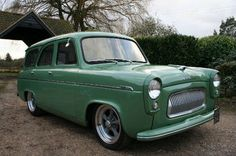 "1961 Ford Prefect 107E ""Farnham"""