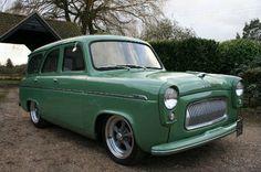 """1961 Ford Prefect 107E """"Farnham"""""""