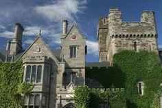 Clontarf Castle, Ireland.