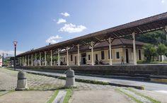 Páteo do Trilhos - antiga estação ferroviária - Jacareí -SP