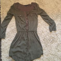American Eagle Utility Dress