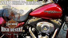 2013 Harleys, now in stock @ High Desert H-D