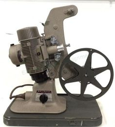 Bell & Howell 8mm Projector...