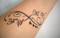 Las 44 Mejores Imágenes De Tatuajes De Infinitos En 2019