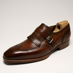 Romanian Saint Crispin's 545 Brogues Men S Shoes, Golf Shoes, Brogues, Loafers Men, Dress With Boots, Dress Shoes, Derby, Saint Crispin, Gentleman Shoes