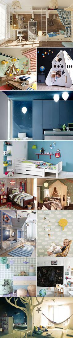 22 Lovely Children's Room Ideas