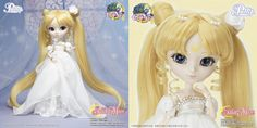 Official Sailor Moon Princess Serenity Pullip Doll http://www.moonkitty.net/where-to-buy-sailor-moon-pullip-dolls.php #SailorMoon #Pullip