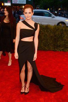 Emma Watson Met Ball 2013 Red Carpet