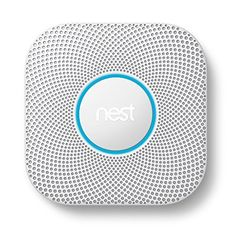 Nest Protect smoke & carbon monoxide alarm, Wired (2nd gen)…